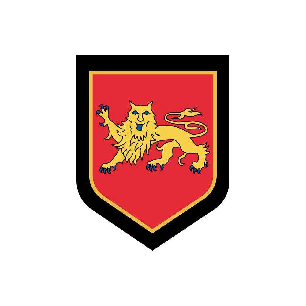Ecusson de Bras Brode Gendarmerie Departementale Aquitaine