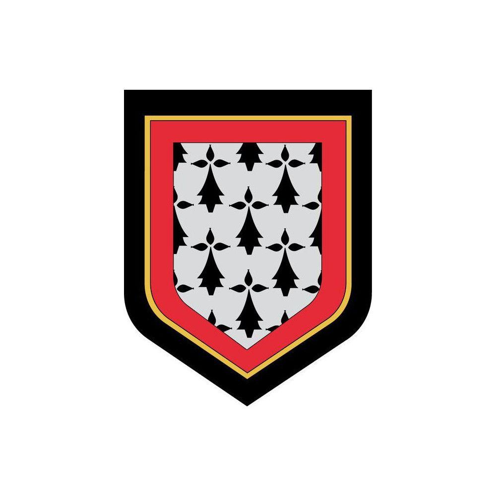 Ecusson de Bras Brode Gendarmerie Departementale Limousin