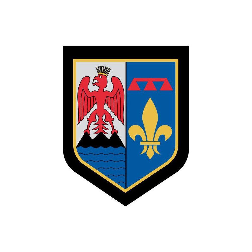 Ecusson de Bras Brode Gendarmerie Departementale PACA