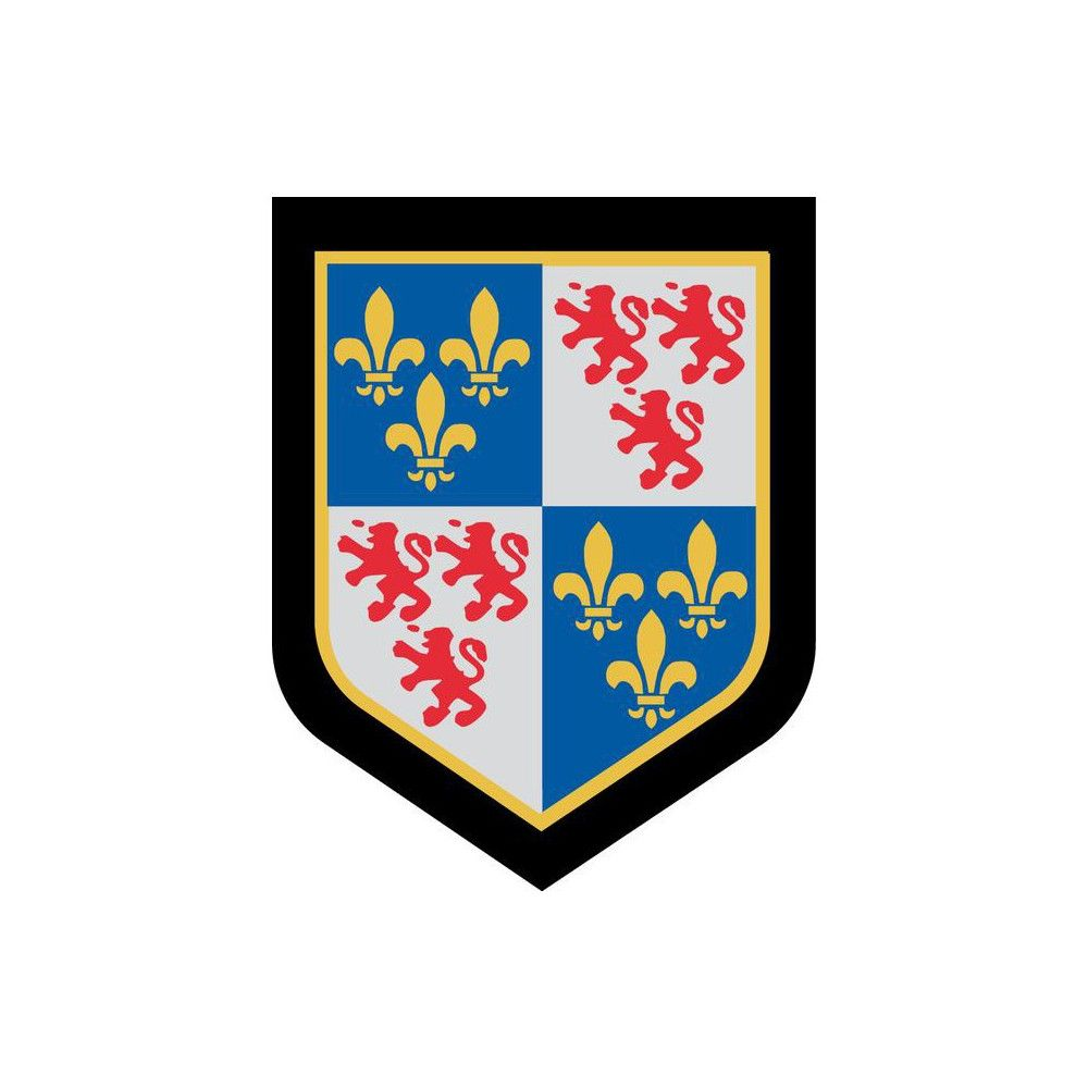 Ecusson de Bras Brode Gendarmerie Departementale Picardie