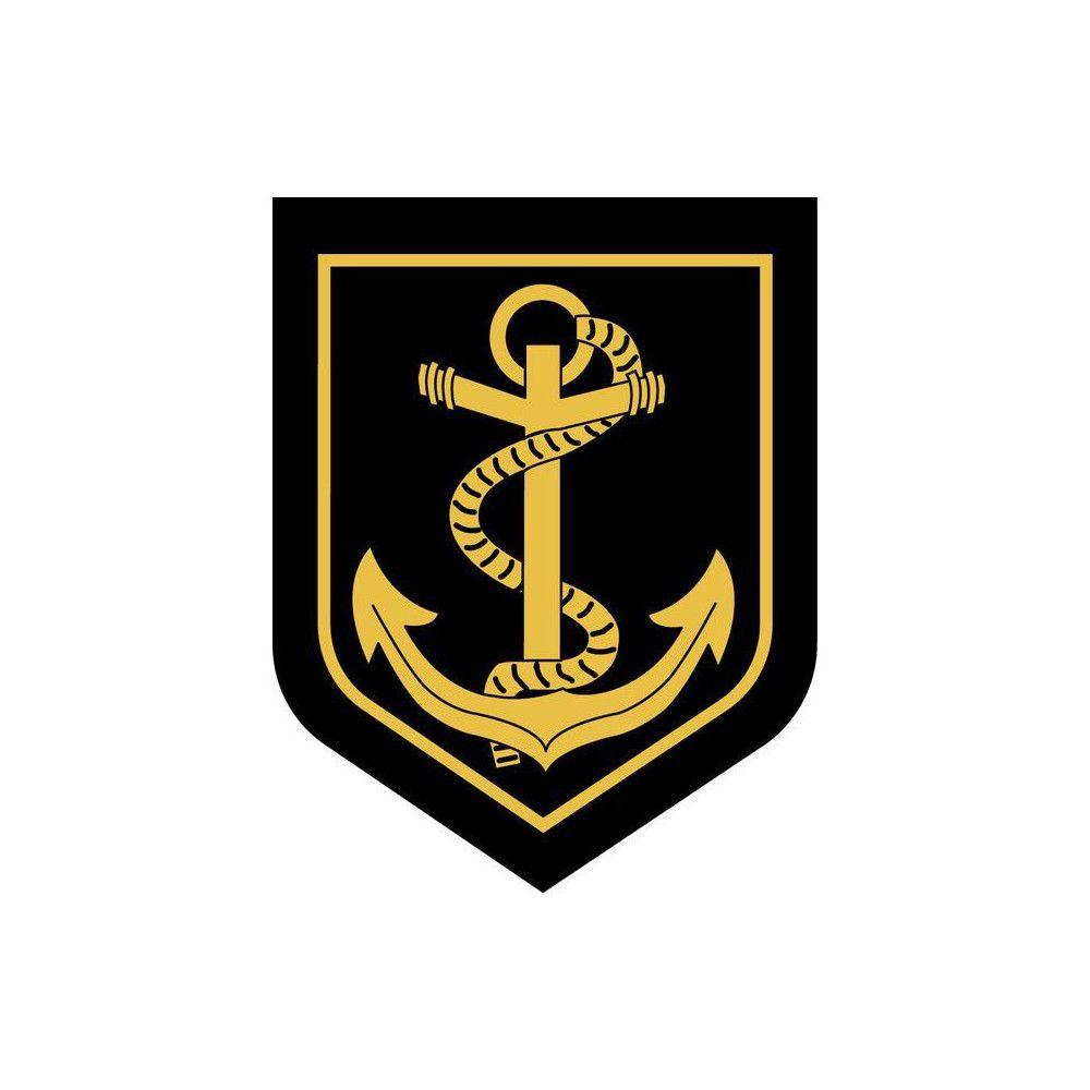 Ecusson de Bras Brode Gendarmerie Maritime