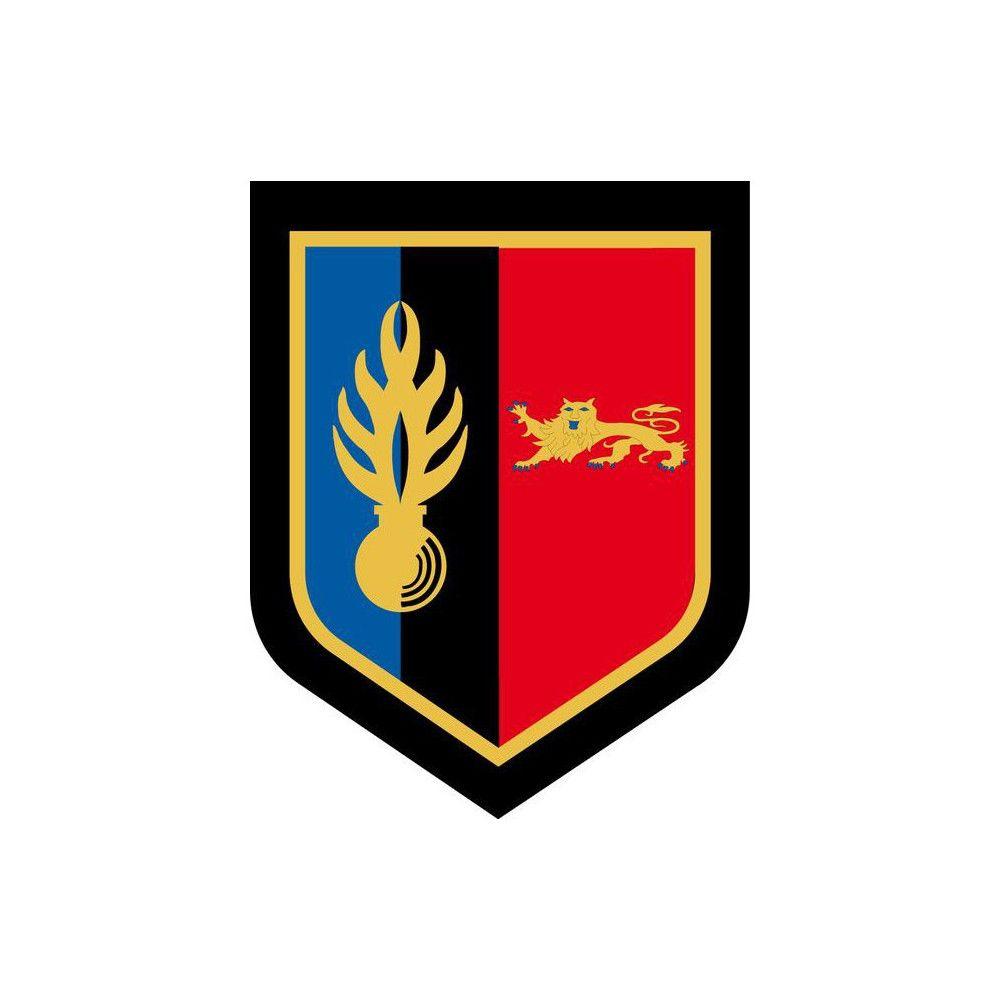 Ecusson de Bras Brode Zone Defense de Bordeaux