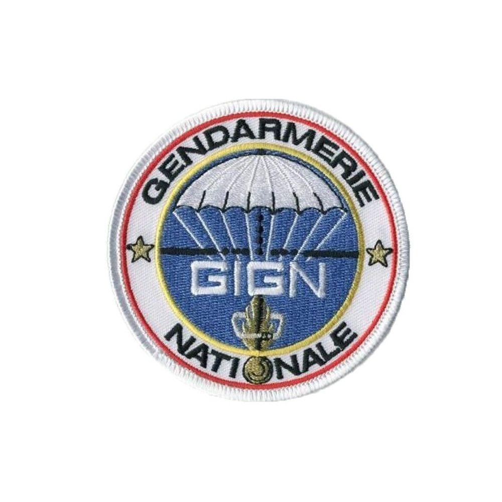 Ecusson de Bras Brode Gendarmerie GIGN