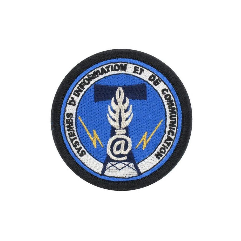 Ecusson de Bras Brode Gendarmerie SIC