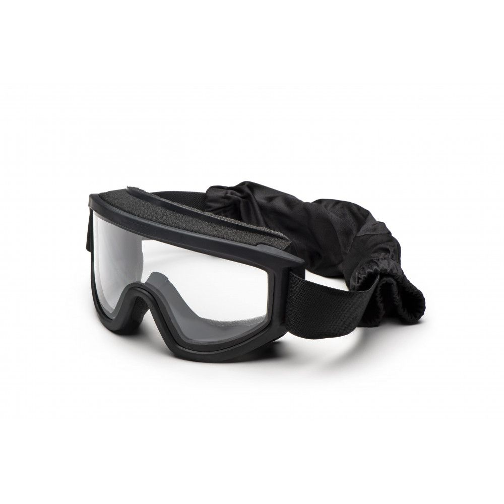 Lunette-masque balistique spécial températures extrêmes