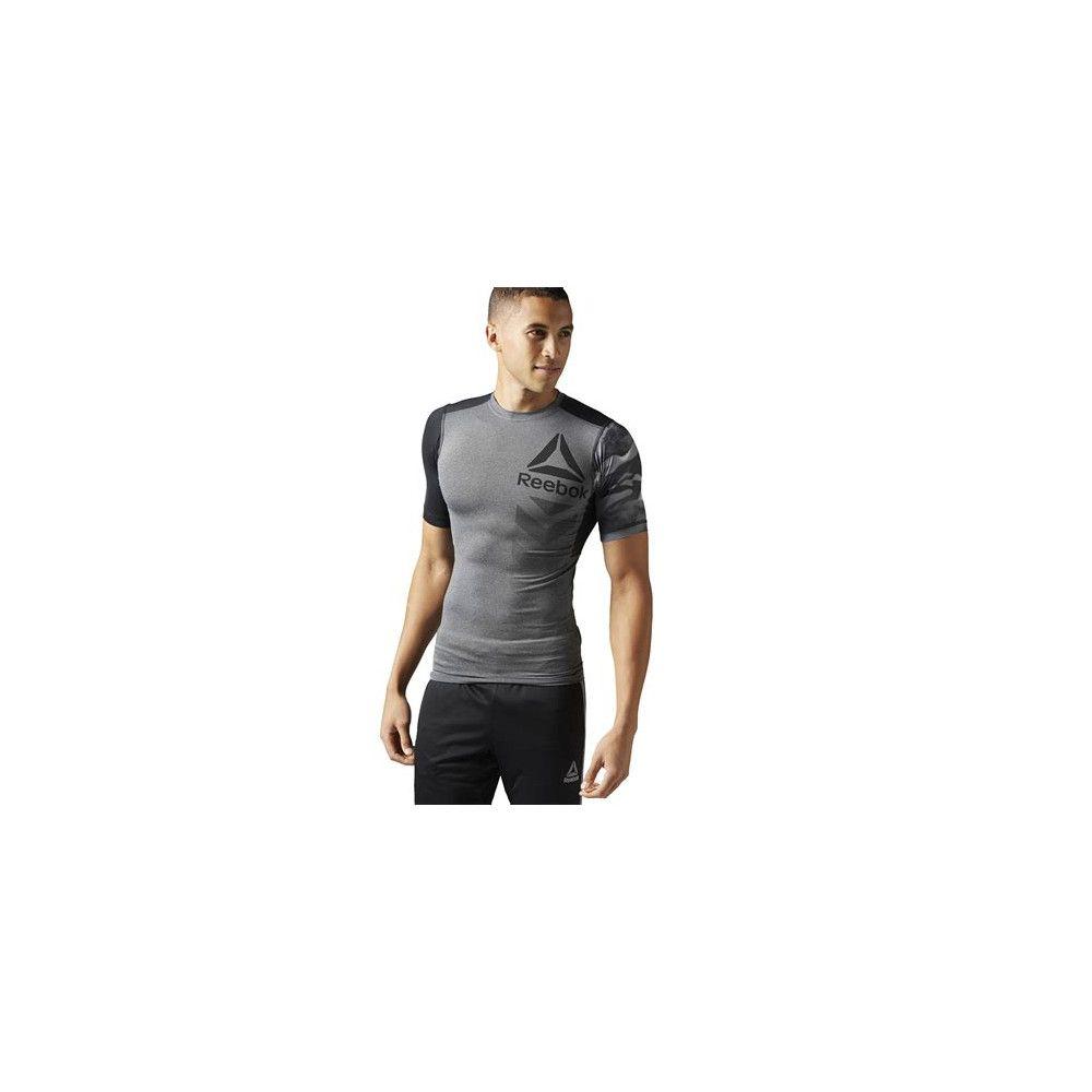 T-shirt compression Reebok ACTIVCHILL