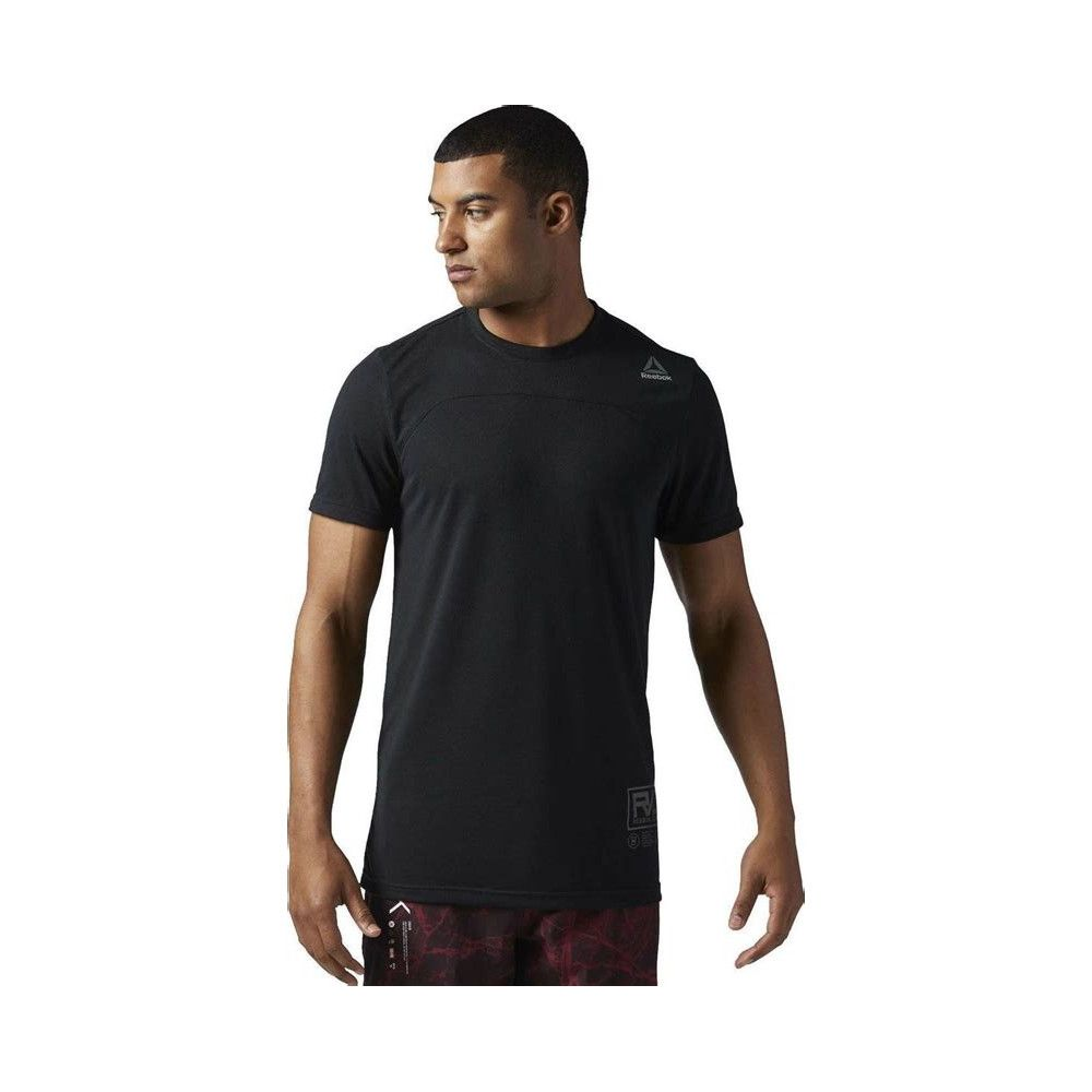 T-shirt compression Reebok ACTIVCHILL CAMO