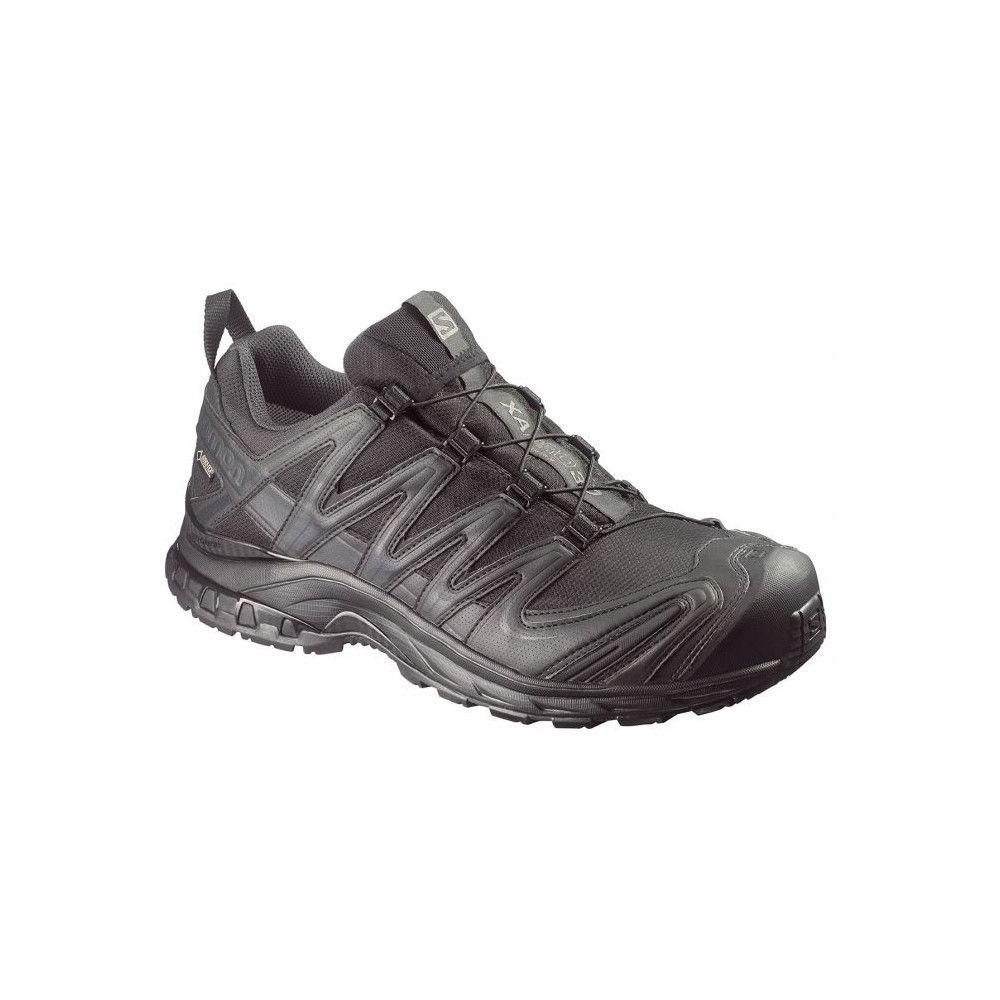 Chaussures Salomon XA PRO 3D Forces GTX noir