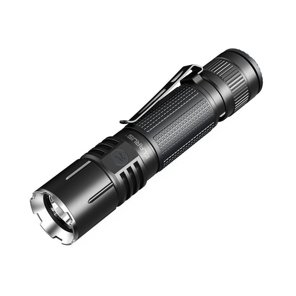 Lampe tactique rechargeable 360X1 - 1800 Lumens