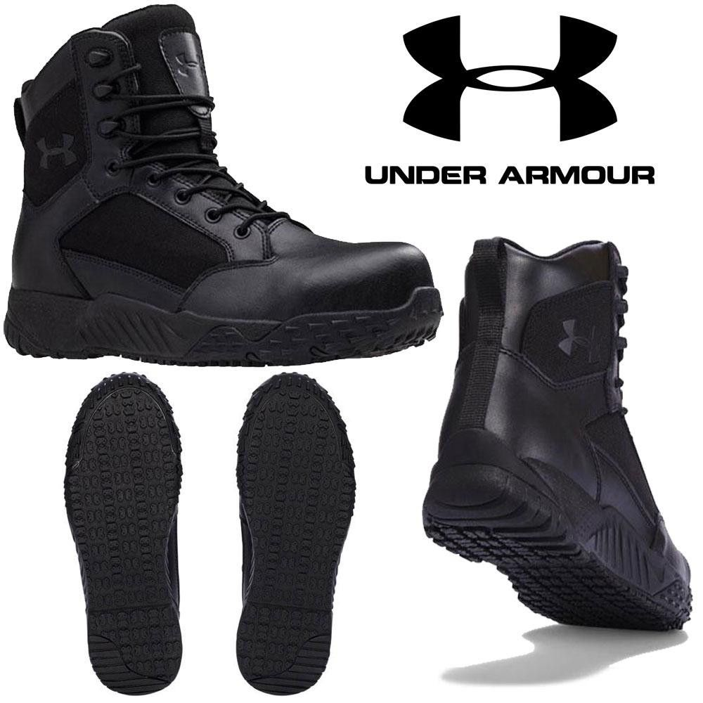 Chaussures d'intervention Under Armour Stellar Tactical