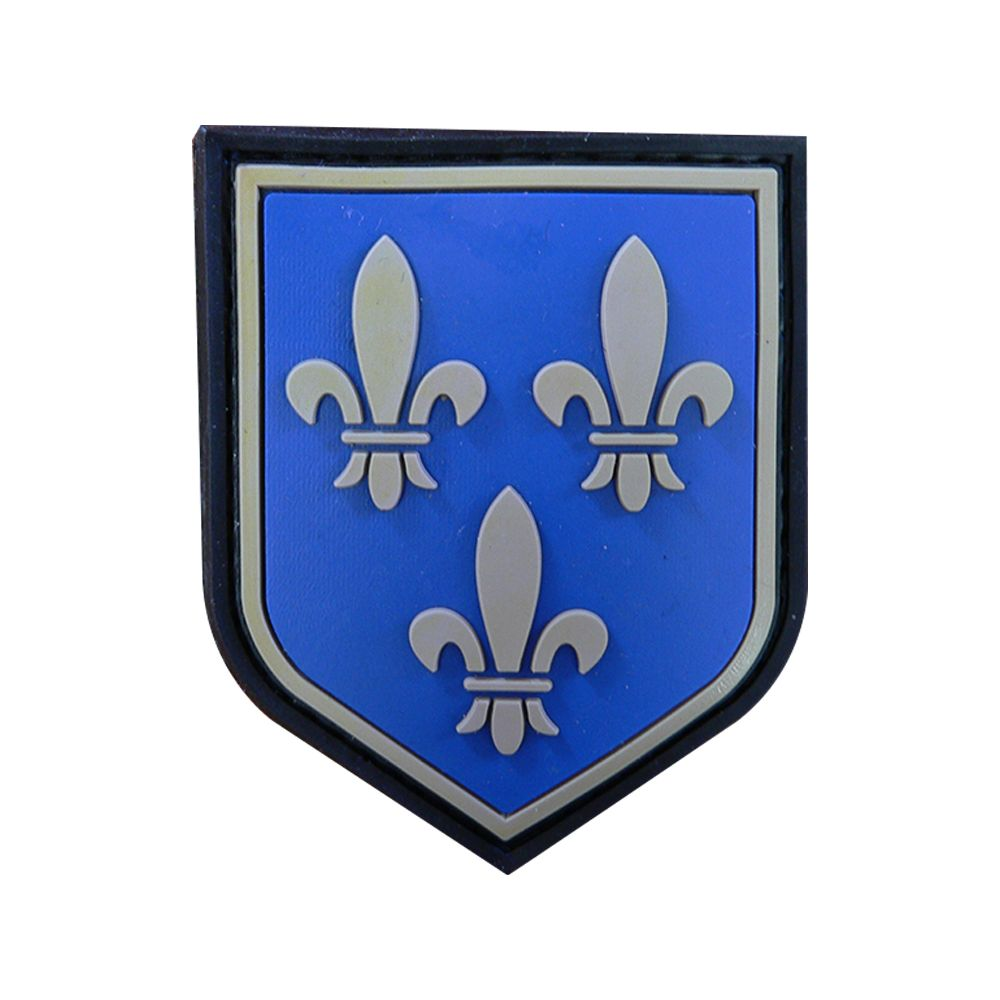 Ecusson de Bras PVC Gendarmerie Departementale Ile de France