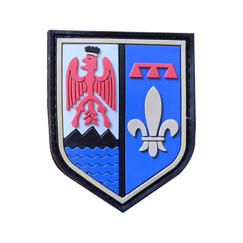 Ecusson de Bras PVC Gendarmerie Departementale PACA