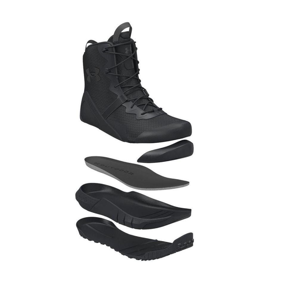 Chaussures d'intervention Under Armour Micro G® Valsetz Zip