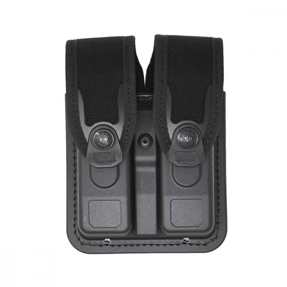 Double porte chargeur 9 mm Radar orientable