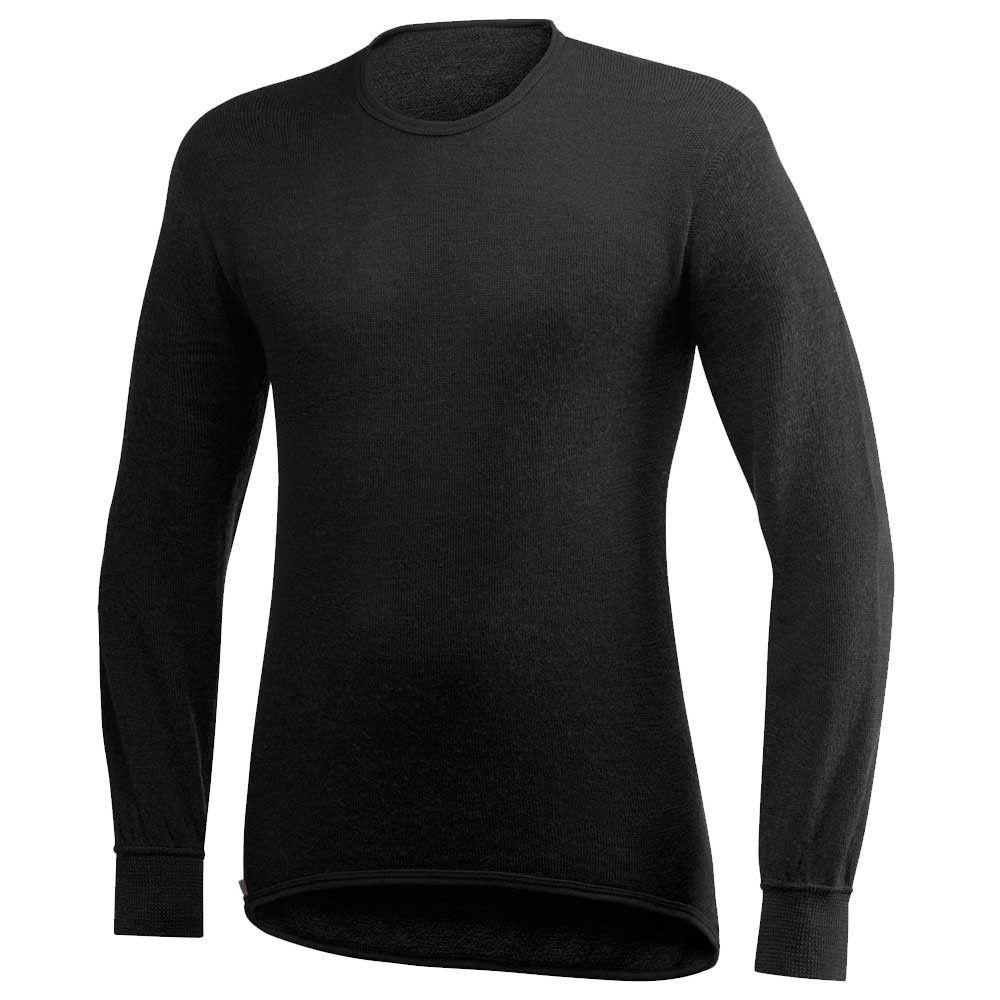 Tee-shirt Ullfrotté Woolpower 200 GR