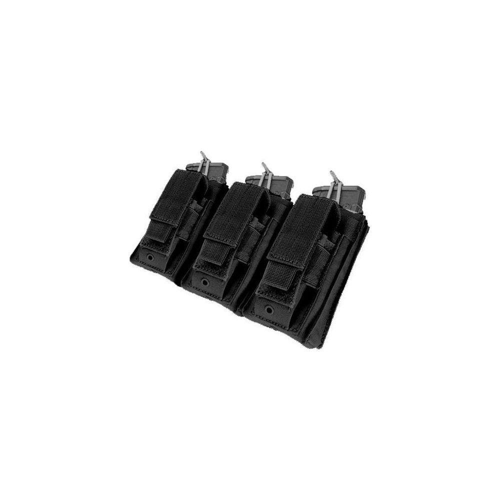 Porte chargeurs triple ouvert famas M16-9 mm CONDOR