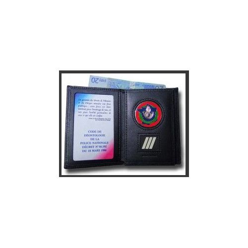 Porte carte 3 volets Douane