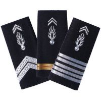 Passant d'épaules rigides Gendarmerie Départementale