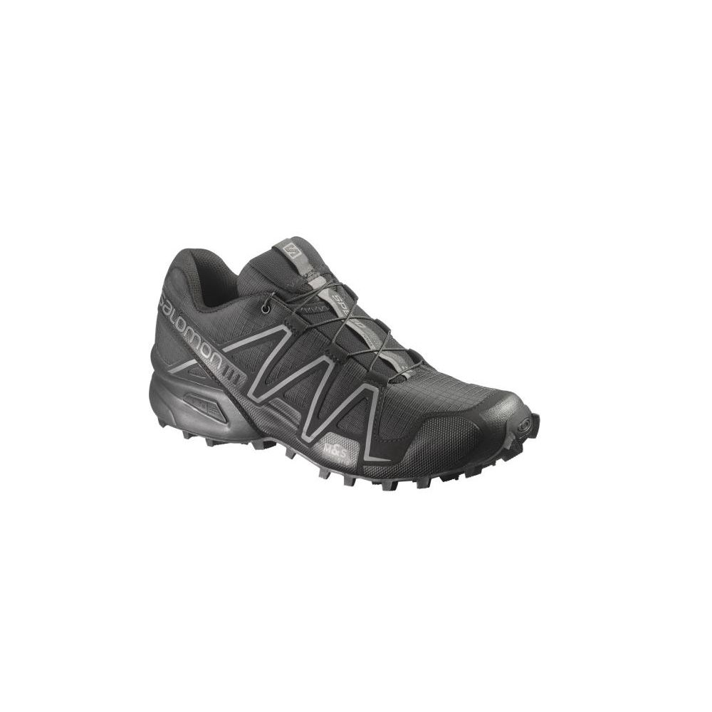 Chaussures Salomon Speedcross 3 Forces noir